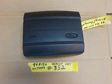 1994 ford 150 xlt left air bag driver drivers side w/cruise f4tb-1503b13-abjabz