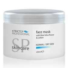 Strictly professional NORMAL / Piel Seca Máscara Facial 450ml