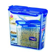Lock & Lock 3.9L Cereal Dispenser Plastic Storage Container Pantry Organisation
