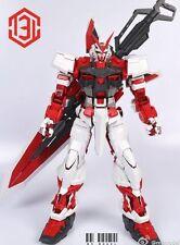 For 1/60 PG Astray Gundam Red Frame Gunpla  Tactical Arms Sword Backpack Kit M3