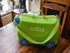 Trunki Girls Spinner (4) Wheels Luggage
