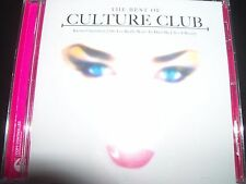 Culture Club / Boy George The Best of Greatest Hits (Australia) CD – New