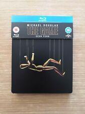 The Game Blu-Ray Steelbook Michael Douglas  David Fincher Embossed