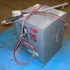 AMETEK PRESTOLITE 24VDC 150A 12-CELL BATTERY-MATE CHARGER 880H3-12C, DENT