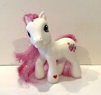 My Little Pony Strawberry Swirl 2002 MLP Pink & White
