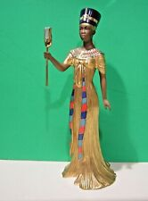 Lenox Queen Nefertiti Egyptian figurine -Mint - No Box - Egypt King Tut