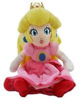 SUPER MARIO PELUCHE BROS. PRINCIPESSA PEACH - 23Cm. - Pupazzo Plush Princess Boo