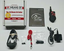 SportDOG Sit Means Sit Dog Remote Trainer Collar Rechargeable SD-825SMS 825 SMS