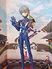 Banpresto Ichiban Kuji Evangelion Project EVA Racing Last Prize Kaworu Figure