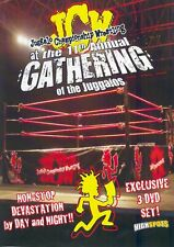 JCW Juggalo Hardcore Championship Wrestling: 3 DVD set - ICP Insane Clown Posse