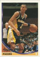Reggie Miller Topps Gold 1993/94 - NBA Basketball Card #187