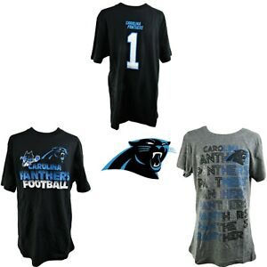 Carolina Panthers NFL Team Apparel Youth Tee - Multiple Styles Available!