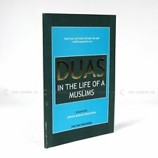 Duas In The Life Of A Muslims Selected Prayers Book English Translation 109Pages