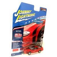 JOHNNY LIGHTNING JLCP7138 2002 CHEVROLET CAMARO ZL1 1/64 DIECAST MODEL CAR RED