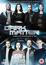 Dark Matter - Complete Season 1 and 2 Boxed Set: New DVD - Marc Bendavid