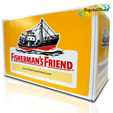 24x Fisherman's Friend anís Mentol Pastillas 25g