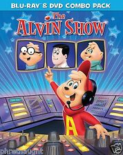 ALVIN & THE CHIPMUNKS: THE ALVIN SHOW BLU-RAY / DVD - AUTHENTIC US RELEASE