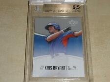 2014 Rize Draft #5 Kris Bryant RC BGS 9.5 GEM MINT