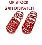 VW T4 Transporter Multivan Caravelle Sport Lowering Springs Rear -50mm