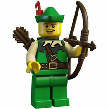 NEW LEGO 8683 Series 1 Forestman Minifigure /  Rare Sealed