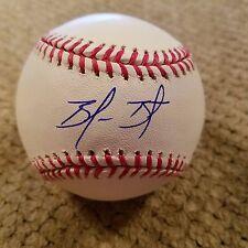 Brandon Belt SIGNED ROMLB Baseball Autographed Rookie Graph PSA/DNA