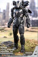 War Machine Mark IV Infinity War Diecast 1:6 Hot Toys * IN STOCK