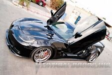 Chevy Corvette 05-13 (ALL MODELS) Vertical Lamb Door Kit  By Vertical doors INC