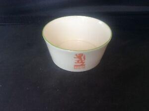 Glasgow Scottish 1938 Empire Exhibition WH GOSS Trinket Dish Sugar Bowl 33