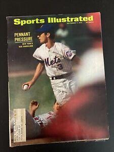 Sports Illustrated Bud Harrelson NY Mets September 7 1970