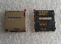 Sim Karte Karten Leser Simcard Card Reader flex Sony Xperia Z1 L39h C6902 C6903