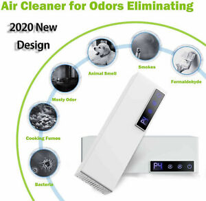 Air Purifier Ozone Generator Odor remove Sterilize Disinfection Fresh Portable