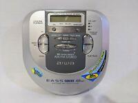Aiwa XP-R210 Portable CD Player AM/FM Radio EASS Plus Anti Shock Working
