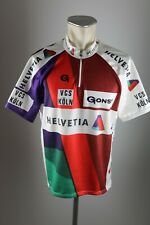Gonso VCS Köln vintage cycling Rad Trikot Gr XL BW 56cm Bike cycling jersey AZ6