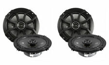 "(4) KICKER 43CSC654 CSC65 6.5"" 6-1/2"" 1200w RMS 4-Ohm Car Audio Coaxial Speakers"
