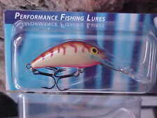 SALE Salmo Deep Hornet Lure H4SDR-CW in for Bass/Trout/Walleye/Crappie/Trout