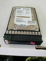 "HP 412412-001 BF450DAJZR 450GB 15K Fibre Channel 3.5"" HDD StorageWorks"