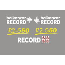 Sticker, aufkleber, decal - Balkancar R2-S50