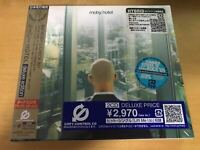 Moby – Hotel VJCP-68738 JAPAN CD Deluxe Edition OBI SEALED
