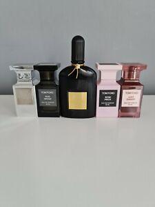 Tom Ford Fragrance Samples EDP