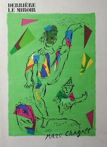 Derriere Le Miroir. No. 235, October 1979 Marc Chagall. Soft wraps