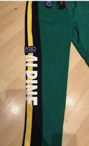Polo Ralph Lauren Hi Tech Alpine Joggers track pants cp93 hi tech stadium