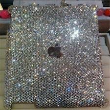 New 3D Handmade sparkle diamond Resin crystal For Apple iPad MINI case cover 1CA