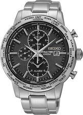 Seiko SPL049 SPL049P1 Mens Alarm Watch WR100m Chronograph NEW RRP $495.00