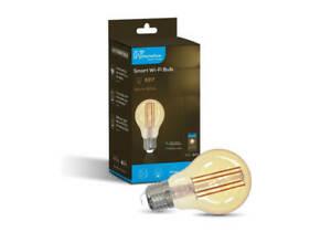 Filament LED Smart Light Bulb 5.5W 27 WiFi App Control with Google and Alexa