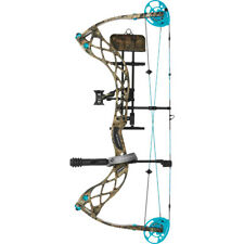 Diamond Carbon Knockout RAK Bow Package Mossy Oak Country 60 Lbs. Right Hand