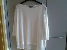 Neu! Oversized Shirt von Tommy Hilfiger offwhite Gr.L