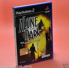 ALONE IN THE DARK THE NEW NIGHTMARE PS2 italiano usato
