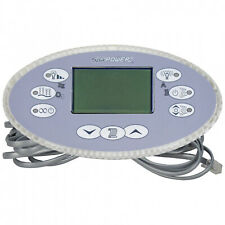 Davey Spa Power Touchpad Control SPAPOWER SpaQuip Sp1200 Incl. Decal Oval