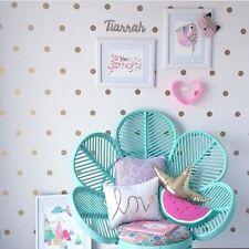 Polka Dot Wall Decals Gold Polka Dot Wall Decal Girl Nursery Decor Wall  Sticker Part 97