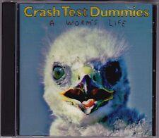 Crash Test Dummies - A Worm's Life - CD (CDAST(WF)321 Arista South Africa